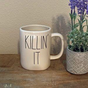 Rae Dunn KILLIN IT mug